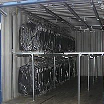 Warehouse Rail Systems Container Rail Systems Appcon
